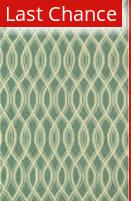 Rugstudio Sample Sale 92330R Turquoise / Ivory Area Rug