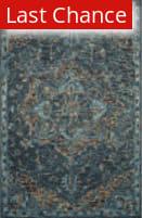 Rugstudio Sample Sale 199686R Teal - Multi Area Rug