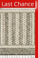 Rugstudio Sample Sale 210054R Charcoal - Taupe Area Rug