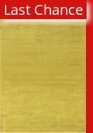 Rugstudio Sample Sale 109348R Lime Area Rug