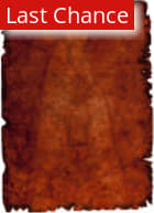 Rugstudio Sample Sale 66869R Rust Area Rug