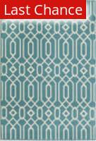 Rugstudio Sample Sale 160983R Blue Area Rug
