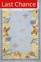 Rugstudio Sample Sale 161123R Light Blue Area Rug