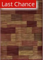 Rugstudio Sample Sale 161165R Red Area Rug