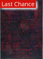 Rugstudio Sample Sale 57503R Raspberry Area Rug