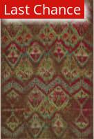 Rugstudio Sample Sale 75114R Raspberry Area Rug