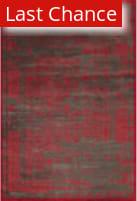 Rugstudio Sample Sale 161766R Red Area Rug