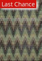 Momeni Casa Cas-1 Green Area Rug