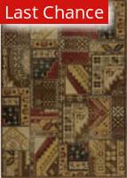 Rugstudio Sample Sale 162603R Tribal Gold Area Rug
