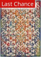 Rugstudio Sample Sale 204601R Multicolor Area Rug