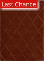 Rugstudio Sample Sale 72147R Rust Area Rug