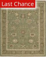 Rugstudio Sample Sale 110536R Chocolate Mint Area Rug