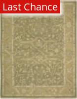 Rugstudio Sample Sale 110544R Olive Area Rug