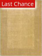 Rugstudio Sample Sale 17441R Gold Area Rug