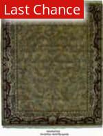 ORG Handtufted Versailles Gold/Burgundy Area Rug