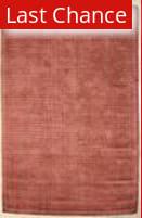 ORG Natural Weaves Stripe 33 Brown - Brick Area Rug