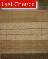 ORG Tibetan Weave 406 (80 Knot) Beige Area Rug
