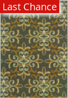 Rugstudio Sample Sale 110468R Gray Area Rug