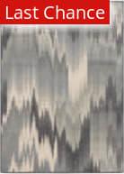Rugstudio Sample Sale 110479R Blue Grey Area Rug