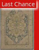 Rugstudio Sample Sale 140969R Tan Area Rug