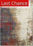 Rugstudio Sample Sale 167471R Ivory - Multi Area Rug