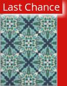 Rugstudio Sample Sale 141031R Blue Area Rug