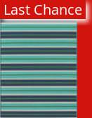 Rugstudio Sample Sale 141039R Blue Area Rug