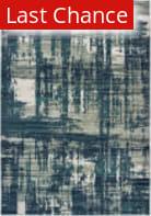 Rugstudio Sample Sale 189623R Blue - Grey Area Rug