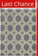 PANTONE UNIVERSE Optic 41107 Charcoal Gray Area Rug