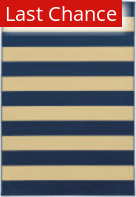 Rugstudio Sample Sale 110330R Navy Area Rug
