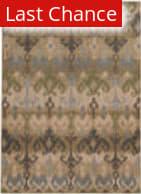 Rugstudio Sample Sale 110410R Tribal Putty Area Rug