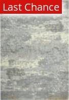 Rugstudio Sample Sale 196551R Gray - Ivory Gray Area Rug