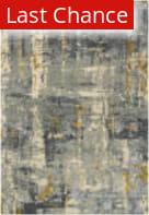 Rugstudio Sample Sale 205404R Gray - Beige Area Rug