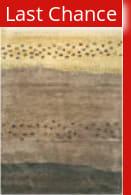 Rugstudio Sample Sale 163682R Tan - Brown Area Rug