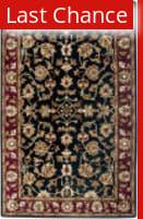 Rugstudio Sample Sale 163881R Black Area Rug