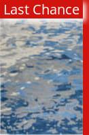 Rugstudio Sample Sale 190400R Blue Area Rug