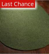 Rugstudio Sample Sale 49671R Green Area Rug