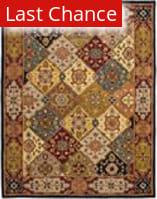 Rugstudio Sample Sale 46755R Multi / Red Area Rug