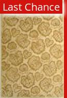 Rugstudio Sample Sale 46881R HAZLENUT / GOLD Area Rug