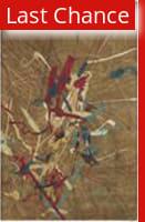 Rugstudio Sample Sale 47068R Brown / Multi Area Rug
