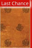 Rugstudio Sample Sale 47179R Gold / Brown Area Rug