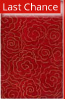 Rugstudio Sample Sale 47263R Red Area Rug