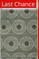 Rugstudio Sample Sale 47278R Grey / Ivory Area Rug