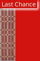 Rugstudio Sample Sale 47363R Indian Red Area Rug