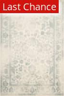 Rugstudio Sample Sale 154793R Ivory - Slate Area Rug