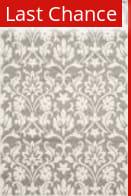Rugstudio Sample Sale 111890R Dark Grey / Beige Area Rug