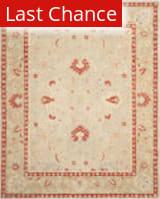 Rugstudio Sample Sale 94051R Ivory / Green Area Rug