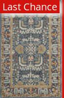 Rugstudio Sample Sale 192469R Dark Blue - Multi Area Rug