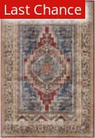 Rugstudio Sample Sale 166151R Royal - Brown Area Rug