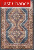 Rugstudio Sample Sale 166153R Royal - Rust Area Rug
